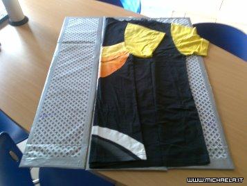 Il piega magliette