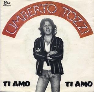 Umberto Tozzi - Te Amo
